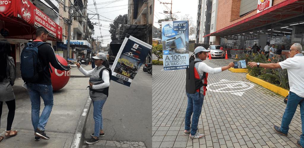 Publicidad en vallas